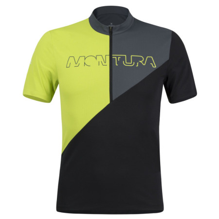 Montura Land Zip T-Shirt Men