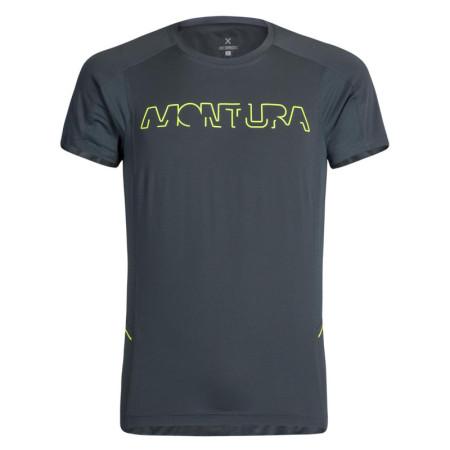 Montura Run Logo T-Shirt Men