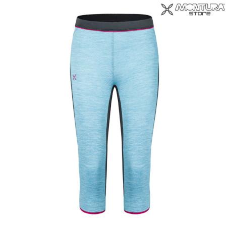 Montura Run Wool 3/4 Pants Women