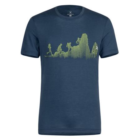 Montura Sporty Wool T-Shirt Men