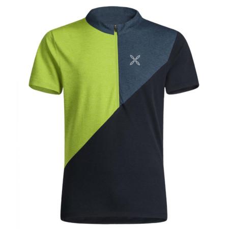 Montura Vertical Block Zip T-Shirt Men