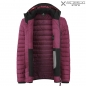 Preview: Montura Genesis Hoody Jacket Women - bordeaux