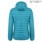 Preview: Montura Genesis Hoody Jacket Women - petrol