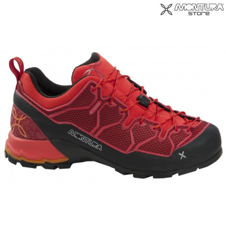 Montura Yaru Light Shoes Men - red