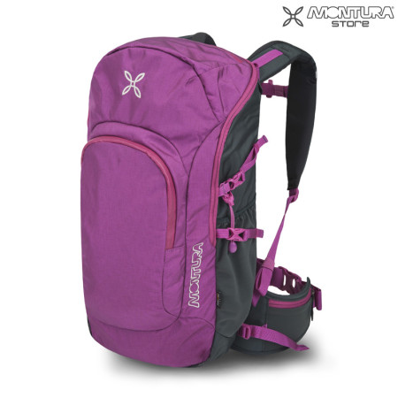 Montura Alpen 25 Backpack - violett