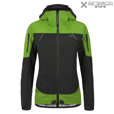 Montura Core Evo Jacket Women - nightblue/lightgreen
