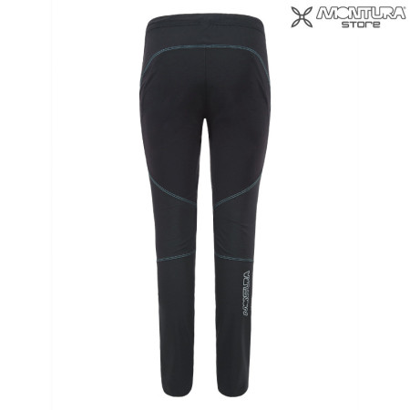 Montura Free K Light Pants Kids - schwarz