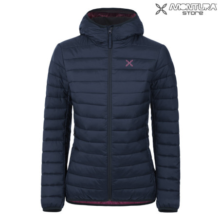 Montura Genesis Hoody Jacket Women - nightblue