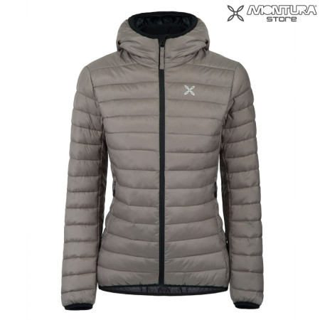 Montura Genesis Hoody Jacket Women - light brown