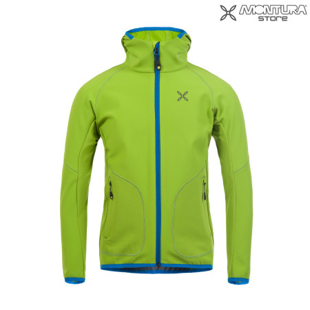 Montura Kalimnos Jacket Kids - light green