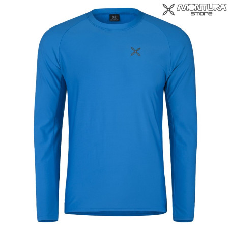 Montura Light Pile Maglia Men - blue