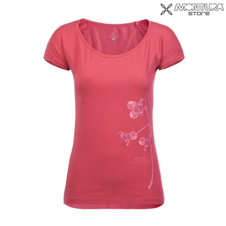 Montura Lucky T-Shirt Women - pink