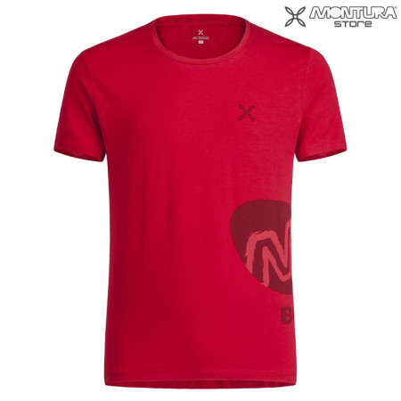 Montura M+ T-Shirt Men - red