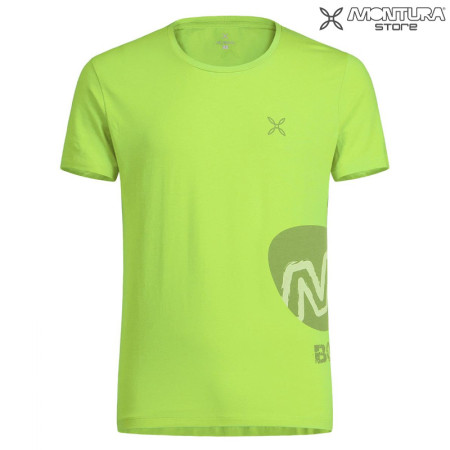 Montura M+ T-Shirt Men - green