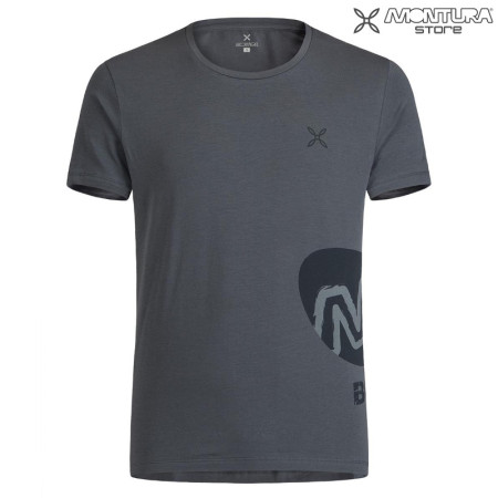 Montura M+ T-Shirt Men - grey