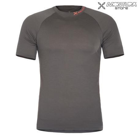 montura merino light 2 t shirt men schwarz im ersten. Black Bedroom Furniture Sets. Home Design Ideas