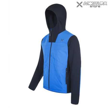 Montura Mix Pro Pile Jacket Men - blau/nachtblau