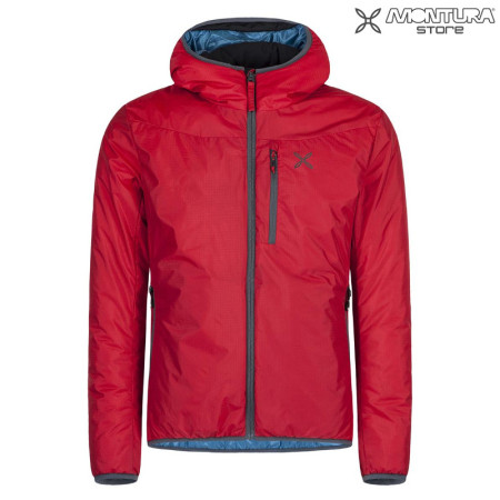 Montura Outback Hoody Jacket Men - red