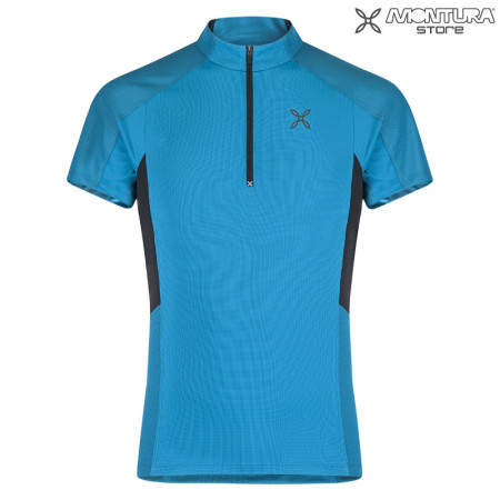 Montura Outdoor Perform Zip T-Shirt Men