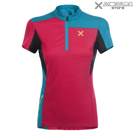 Montura Selce Zip T-Shirt Women