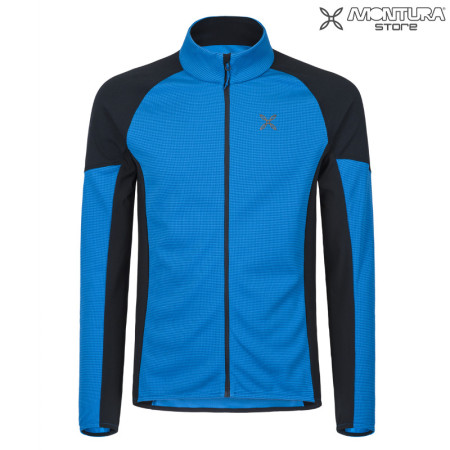 Montura Thermic Full Zip Maglia Men - blau