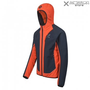Montura X-Mira Jacket Men - nightblue/light red