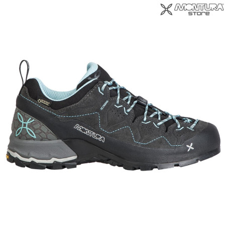 Montura Yaru GTX Shoes Women - black