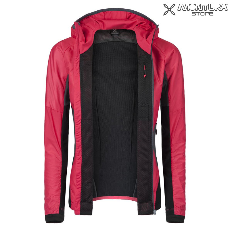 Online Montura Formula Pink Light Jacket Women W2IeHYE9bD