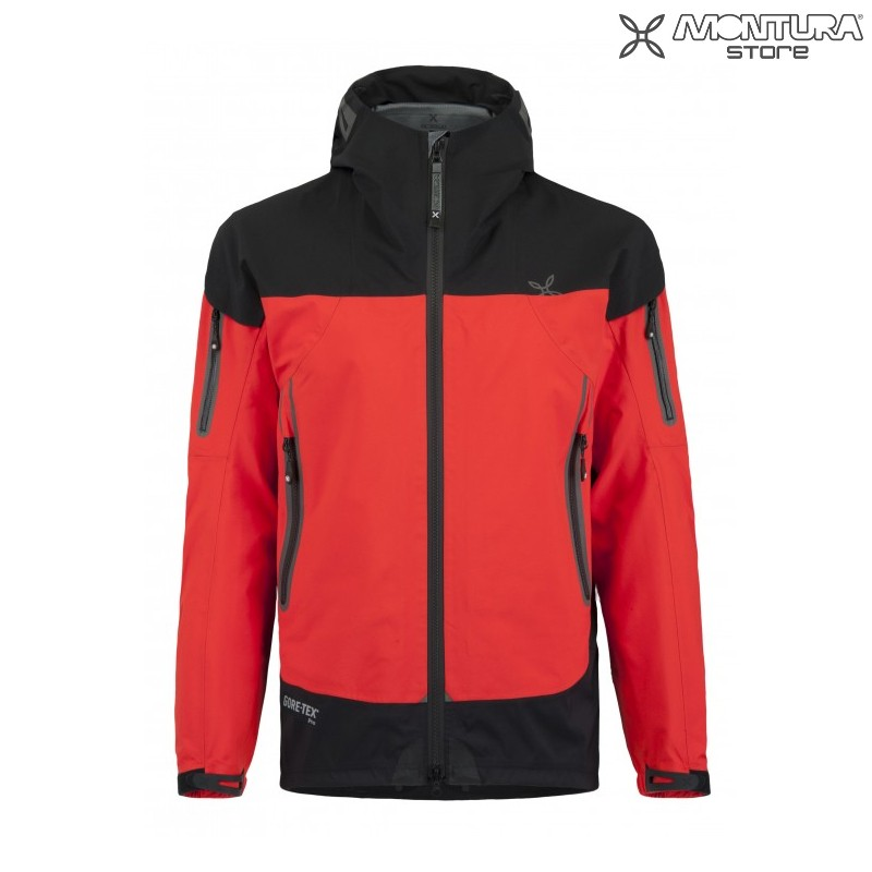 510069b34881 Montura Iron Jacket Men - rot Montura Store   Online-Shop in D