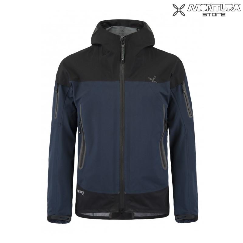 5f4b548068bc Montura Iron Jacket Men - dunkelblau Montura Store   Online-Shop in D