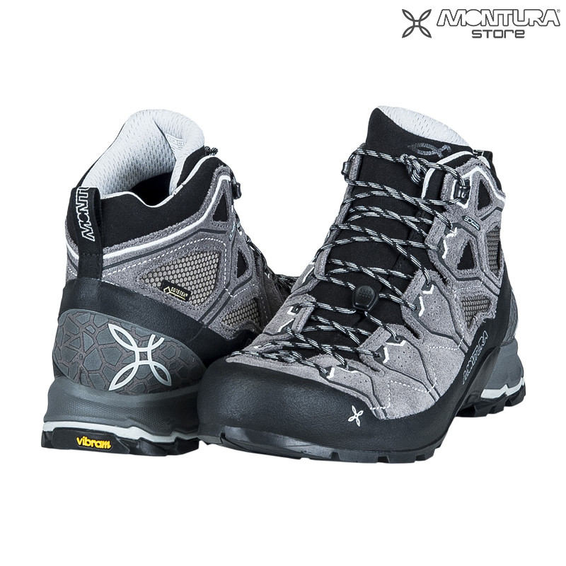Montura Yaru Tekno GTX Shoes Men grey Montura Online Shop