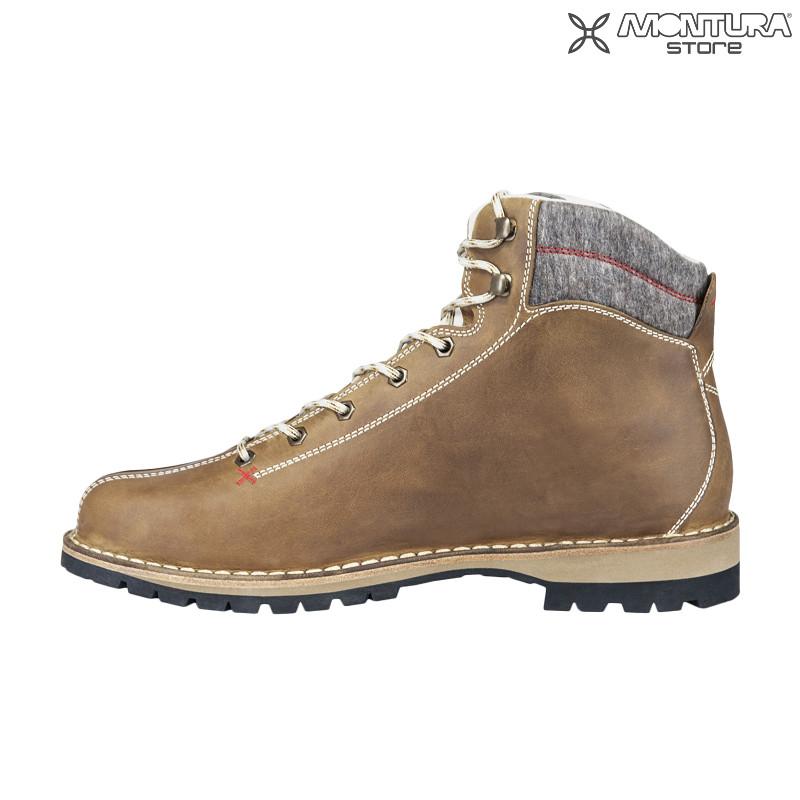 Montura Zermatt GTX Schuhe Herren hellbraun im ersten