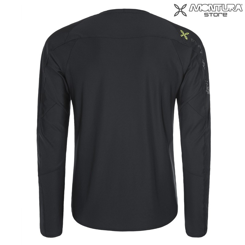 Montura Light Pile Maglia Men - black