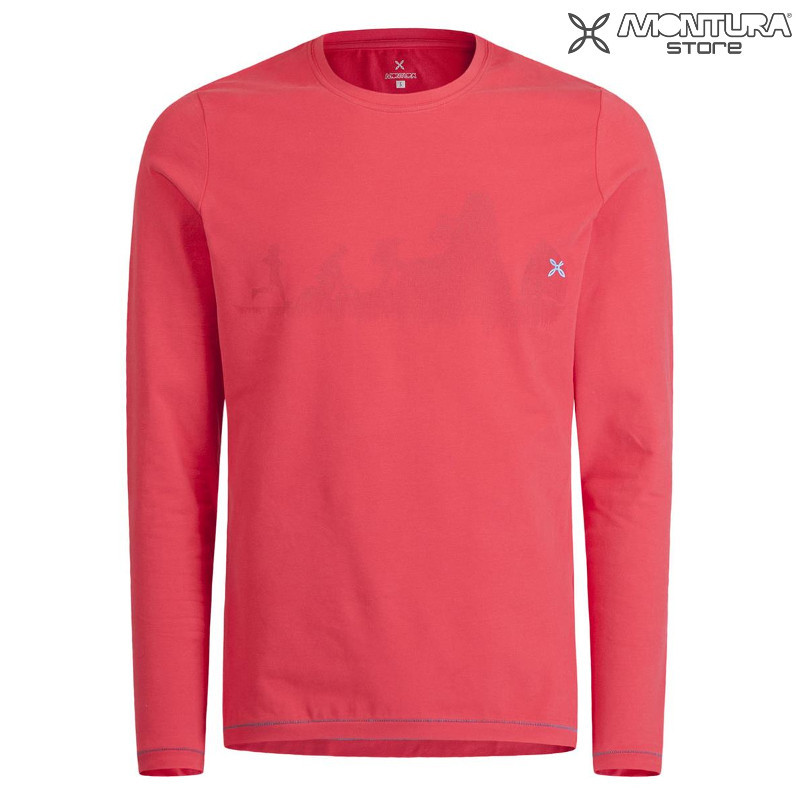 Montura Sporty Maglia Men - red