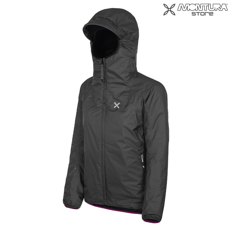 Montura Trident Jacket Women - black
